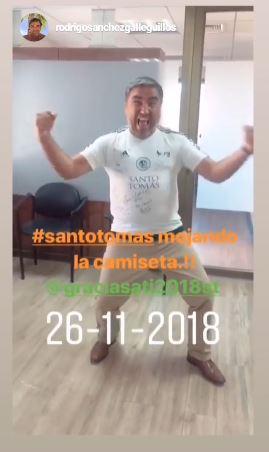 Campaña Sto Tomas Instagram